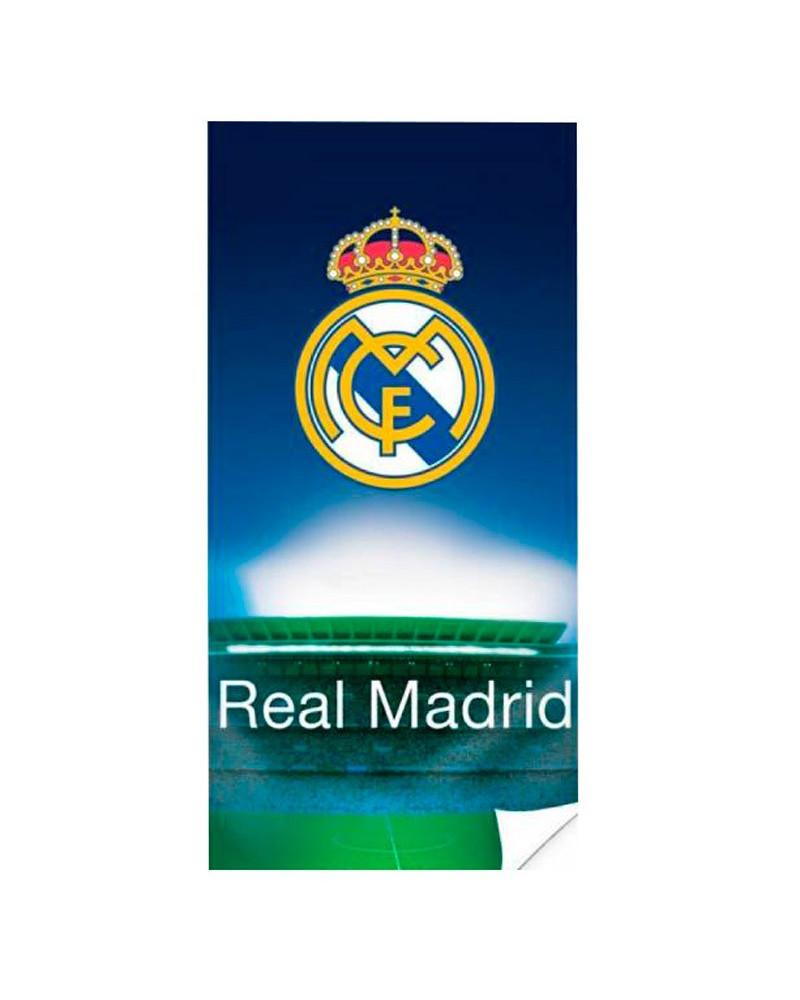 Toalla Microfibra Oficial Real Madrid Estadio