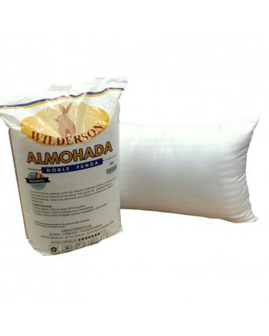 Almohada fibra doble