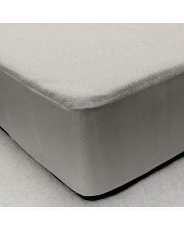 Protector colchón barato rizo impermeable